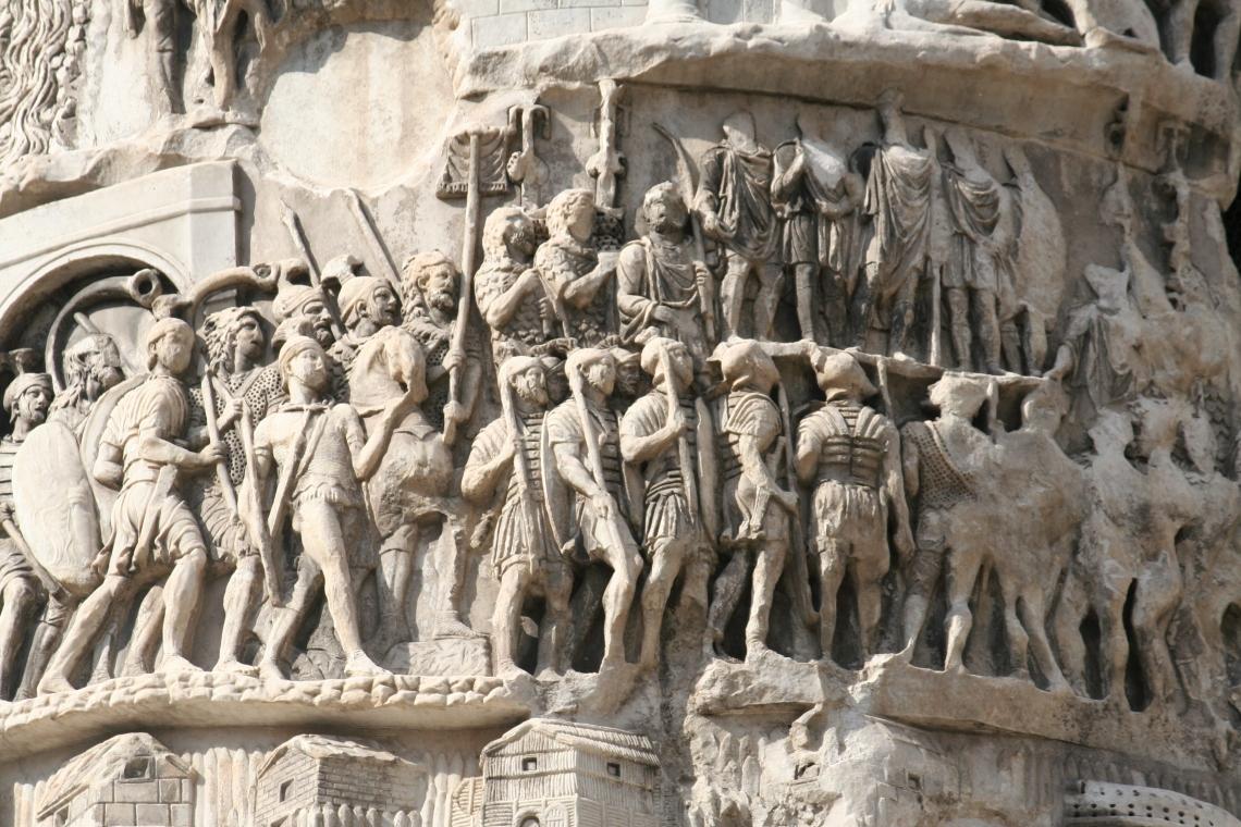 Column_of_Marcus_Aurelius_-_detail1